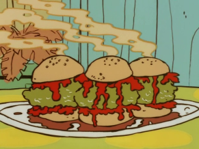 Ed Edd n Eddy Kanker Burgers