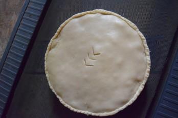 chicken run pie