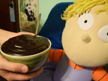 Rugrats Pudding