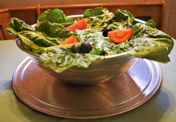 Troll Park Salad
