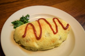 Pokemon Dark City Omurice