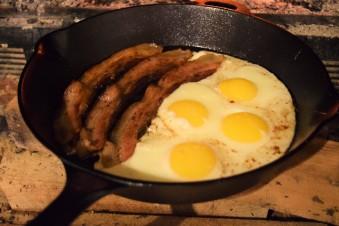 Howl Bacon Eggs