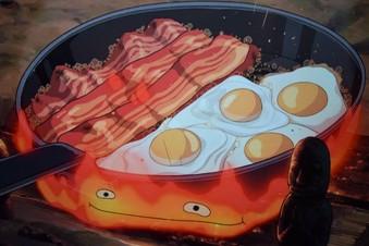 Howl Breakfast